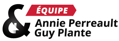 Équipe Annie Perreault & Guy Plante Logo